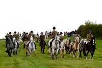 Grove and Rufford Childrens Meet, Laxton (26th Oct 2013)