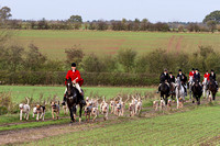 Grove and Rufford, Opening Meet (28th Oct 2014)